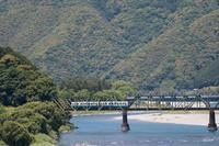 普通列車736D(伊野駅-波川駅間) - 南風・しまんと・剣山 ちょこっと・・・