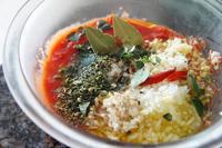 レンチン!トマトソース*レシピ付き -  川崎市のお料理教室 *おいしい table*        家庭で簡単おもてなし♪