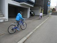4月23日(土)・・・初めての公道での自転車 - ある喫茶店主の気ままな日記。