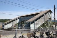 土讃線西佐川駅跨線橋・青春18きっぷ撮影地 - 南風・しまんと・剣山 ちょこっと・・・