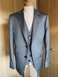 ~季節のスーツ~ 【Super Standard】編 - 服飾プロデューサー 藤原俊幸のブログ