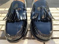 青空靴磨き - シューケアマイスター靴磨き工房 銀座三越店