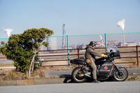 河野 英昭 & kawasaki ZEPHYR750(2020.01.13/KIMITSU) - 君はバイクに乗るだろう
