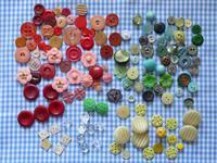 古いボタンのくれる幸せ - Der Liebling ~蚤の市フリークの雑貨手帖3冊目~