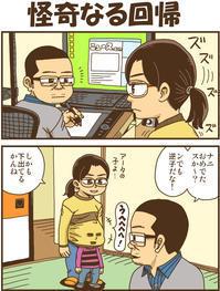 怪奇なる回帰 - 戯画漫録