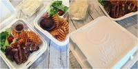 用賀倶楽部☆テイクアウト☆(用賀)グリル - 小料理屋 花 -器と料理-