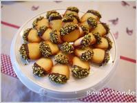 イタリアで作った焼き菓子♪ - Romy's Mondo ~料理教室主宰Romyの世界~
