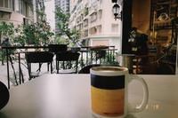 13度目の台湾。なんていい席だ!ROAST CITY COFFEEで珈琲を。 - 台湾に行かなければ。