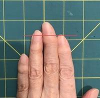 薬指が人差し指より長いと…(駄) - ののち幾星霜