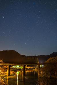 想像と現実 - Tom's starry sky & landscape