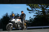 山腰 一穂 & GSX1100S KATANA(2019.11.17/HIRATSUKA) - 君はバイクに乗るだろう