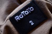 ROTOTOは靴下だけじゃないんです!! - DAKOTAのオーナー日記「ノリログ」