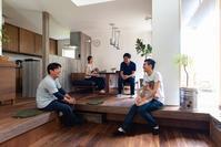 家づくりの楽しさを感じてもらう工夫 - 加藤淳一級建築士事務所の日記