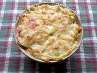 <イギリス料理・レシピ> マカロニ・チーズ【Macaroni Cheese】 - イギリスの食、イギリスの料理&菓子