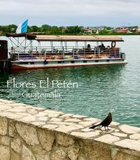 湖に浮かぶ可愛い島フローレス島@グアテマラ - FK's Blog