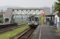 普通列車4740D・西佐川駅 - 南風・しまんと・剣山 ちょこっと・・・