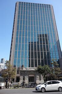 堂島アバンザ - レトロな建物を訪ねて