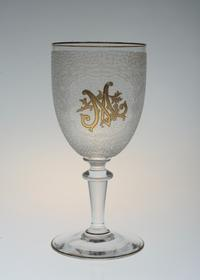 Baccarat Gold Initial Glass M - GALLERY GRACE ギャラリーグレース BLOG