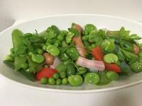 いろいろ豆とソーセージの煮込み - なんちゃってグルメ