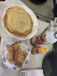 パンケーキミックスがないならクレープを焼こう。 - ガルルさんのCOSTCOガルル食堂