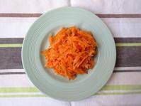 <イギリス料理・レシピ> ニンジンとポピーシードのサラダ【Carrot and Poppyseed Salad】 - イギリスの食、イギリスの料理&菓子
