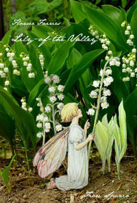 THE LILY-OF-THE-VALLEY FAIRY - Fiore Spazio 花便り