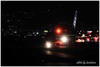 大阪伊丹空港の夜景最終回。 - 今日のいちまい