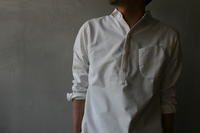 第4781回朝のラヂオと白いシャツ。 - NEEDLE&THREAD Meji/NO.3