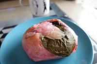 ブランジェリーケンさんの桜餅ベーグル - *のんびりLife*