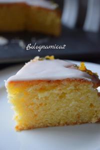 レモンバターケーキとレモンシフォン - ボローニャとシチリアのあいだで2