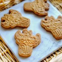 「縄文土器クッキーを焼きました」 - じぶん日記