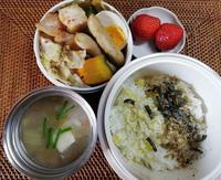 白ネギと鶏肉のピリ辛炒め - 好食好日