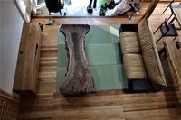 板張り、畳、クラロウォルナット - SOLiD「無垢材セレクトカタログ」/ 材木店・製材所 新発田屋(シバタヤ)