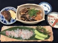男の料理…鯛とカレイを裁く男 - 島暮らしのケセラセラ
