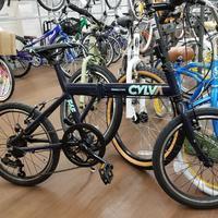 おすすめ折り畳み自転車シルヴァ - 滝川自転車店