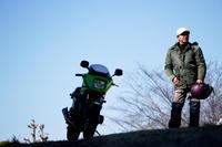 山根 光宏 & kawasaki GPz1100(2020.01.19/USHIKU) - 君はバイクに乗るだろう