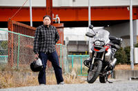 阿部 博幸 & BMW R1200GS(2020.01.11/MISATO) - 君はバイクに乗るだろう
