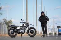 山内 久義 & YAMAHA SR400(2020.01.05/TOKYO) - 君はバイクに乗るだろう