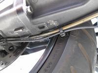 Griso 8V スイングアームからのオイル漏れ検証 - なんでバイクに乗るのでしょう?