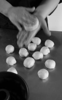ハニー酵母でふわふわ口どけ「キャラメルモンキーブレッド」本出版準備中 - 自家製天然酵母パン教室料理教室Espoir3nさいたま市大宮