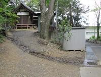 狭山市愛宕神社と湧水 - ひのきよ