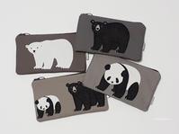 関西つうしん通販可能作品macokuma シロ・クロ・白と黒の動物作品展、常設作品 - 雑貨・ギャラリー関西つうしん