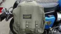 U.S.ARMY振り分けバッグ - 双 極の調べ