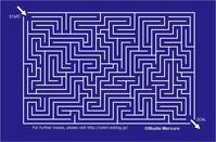 迷路-101/Maze-101/Labyrinthe-101 - セルリカフェ / Celeri Café