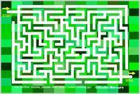 迷路-102/Maze-102/Labyrinthe-102 - セルリカフェ / Celeri Café