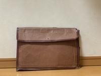 【私物紹介】 mead ウォレットファイル - シューケア&リペア工房 横浜高島屋