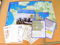 (Compass)France 1944: The Allied Crusade in Europe, Designer Signature Edition - YSGA 例会報告