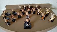 うさぎのオーケストラ 販売開始 - うさぎ山工房 「うさぎ山の四季 」