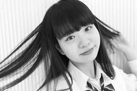 川本好華ちゃん39 - モノクロポートレート写真館