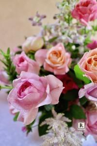 「旭日中綬章受章 叙勲御祝」のお花を担当させていただきました💐✨ - Bouquets_ryoko